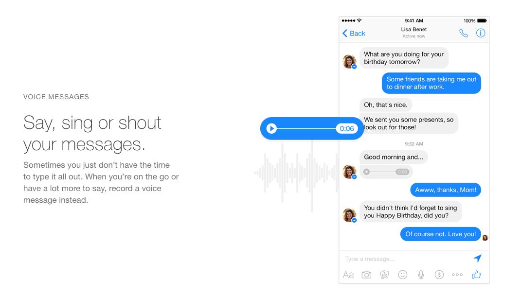Facebook sigue a Whatsapp y cifrará sus mensajes a la vuelta del verano